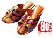 830987fa21e5c Reebok Women s Reeflex Fashion Sandals at Rs.402 · Flat 70- 80% Off Ovolo  Ladies Multicolor Jutti at just Rs.199