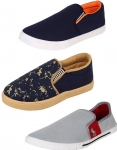 Super Footwear Set of 3 Pairs upto 70% off from Rs. 447 – Amazon