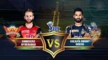 IPL Match SRH Vs KKR