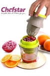 Fruit & Vegetable Handy Juicer 2 in 1 at Rs.129