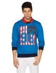 Cloth Theory Men's Regular Fit Cotton Sweatshirt at Rs.299