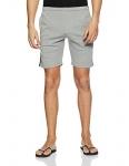 Colt Men's Regular Fit Shorts at Rs.199