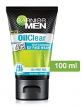 Garnier Men Oil Clear deep cleansing Facewash, 100g at Rs.135