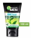 Garnier Men Oil Clear Matcha D-tox Gel Facewash, 100gm at Rs.135