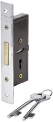 Harrison Three Lever Entrance Dead Lock Set at Rs.110