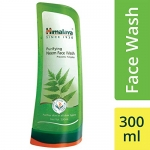 Himalaya Herbals Purifying Neem Face Wash, 300ml  at Rs.168