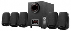 Intex 5.1 Channel Multimedia Speakers at Rs.2199