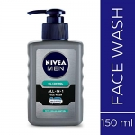 NIVEA MEN Face Wash, All-in-One Oil Control, 150m at Rs.169