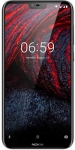 Nokia 6.1 Plus (Black, 6GB RAM, 64GB Storage) at Rs.10,999