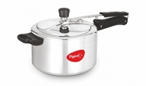 Pigeon Favourite Alluminum Pressure Cooker with Inner Lid, 5 Litres at Rs.899
