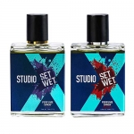 Set Wet Studio X Perfume Spray For Men (Pack of 2) at Rs.237