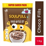Soulful Ragi Bites with Choco Fills Combo Pack at Rs.250