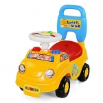 Toyshine Buzzing Car Rider Ride-on Toy with Music at Rs.899