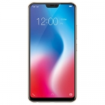 Vivo V9 (19:9 FullView Display, Pearl Black – Gold) with Offers AT RS 20990