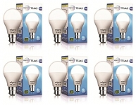 Wipro 9-Watt Led Bulb (Pack Of 6)
